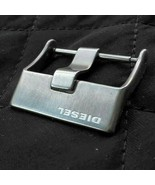 26mm DIESEL Silver-Tone Buckle for Watch Strap Band Pre-owned - $13.71