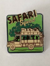Disney Pin Trading Safari Mystery Box Collection Kilimanjaro Safari Squad - $7.91