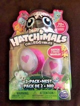 Hatchimals Coll Eg Gtibles 2 Eggs Season 1 New With Nest Egg Hunt Easter - $13.58