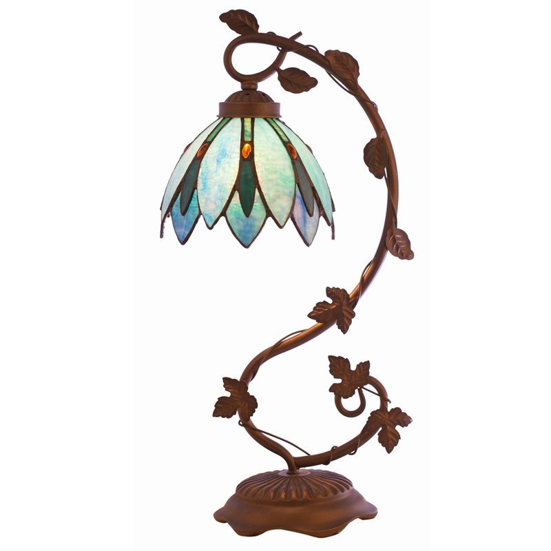 Table Lamps Lotus Flower 20 75 Arched