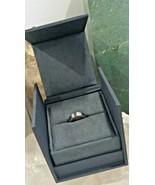 David Yurman Men's Streamline Titanium & Silver Band Ring Size 7  - $332.49