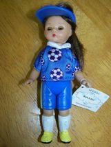 2005 Madame Alexander Doll McDonald's Happy Meal - Kick It Soccer Girl #7 Boy #8 image 5