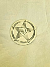 Vtg Warner Brother pinback button collectible - $10.89