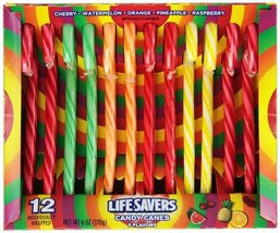 Life Savers Candy Canes - 12 ct (Net Wt. 6 oz.) - $7.08