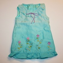 American Girl Of The Year 2003 Kailey Hopkins Meet Blue Dress Only For Doll - $16.99