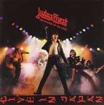 JUDAS PRIEST UNLEASHED IN THE EAST Album Cover POSTER 24 X 24 Inches - $19.79