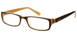 Amadeus Eyewear AS0704 Eyeglasses in Brown - $63.99