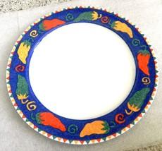 """Christopher Stuart Optima Pepper Patch 10.5"""" Dinner Plate - $9.99"""