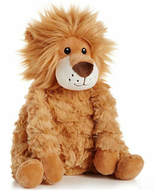 Primary image for First Impressions Macys Macy's Stuffed Plush Lion Baby Infant Toy NEW