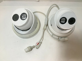 2 Lot Alibi ALI-NS2025R 5MP Outdoor Turrent Dome IP PoE Security Camera ... - $99.00