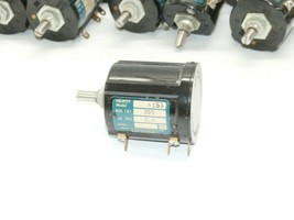Beckman Instruments Helipot A (S) Multi Turn Precision Potentiometer 200... - $16.00