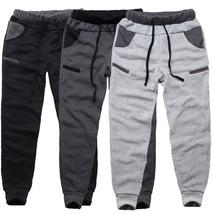 Men's Casual Jogging Trousers Cargo Pants Harem Sweatpants FreizeitHose Joggingh - $18.50+
