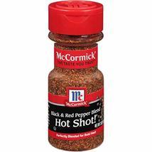 McCormick Hot Shot Extra Bold Pepper Blend, 2.62 oz - $9.85