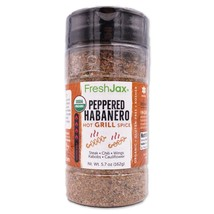 Peppered Habanero: Organic Hot Grill Spice - $69.99+