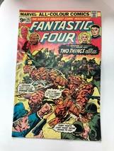 MARVEL COMICS - FANTASTIC FOUR #162 (SEPT 1975) VFN - TWO THINGS - $3.81