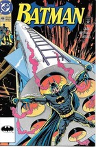 Batman Comic Book #466 Dc Comics 1991 Very Fine+ Unread - $3.25