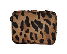 PRADA Women's Cavallino St. Le Leopard Clutch, PR1030 - $1,710.00