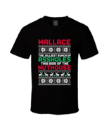 Wallace Jolliest Bunch Of Assholes Christmas Vacation Custom Family Holi... - $20.99+