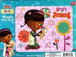 Disney Doc McStuffins 16 Piece Jigsaw Puzzle - v2 - $7.13