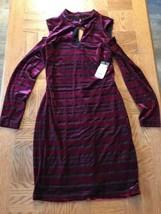 Guess Womens Velvet Dress Size 4 0044 - $89.40
