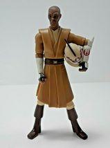 Star Wars The Clone Wars Mace Windu's Jedi Starfighter Hasbro Exclusive image 11
