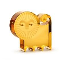 Jonathan Adler - Orange Lucite Lion Home Decor - $82.28