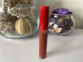 Giorgio Armani Lip Maestro Intense Velvet Color Shade 206 - $24.74