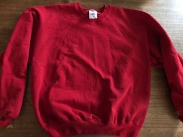 Jerzees Cotton Rich 95% Sweatshirt Vintage Made In USA New NWOT - $39.90