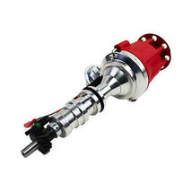 Ford Fe 330 352 360 390 406 410 427 428 Pro Series Ready to Run Distributor  Red image 6
