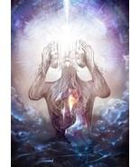 Haunted Spirituality Power Attunement – Higher + Spiritual Self + Soul I... - $40.00