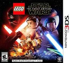 LEGO STAR WARS:FORCE AWAKENS  - Nintendo 3DS - (Brand New) - $30.54