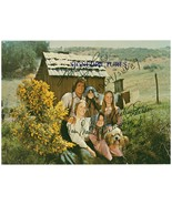 THE LITTLE HOUSE ON THE PRAIRIE CAST SIGNED AUTOGRAPH RP PHOTO MICHAEL LANDON + - €17,52 EUR