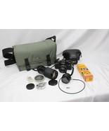 Minolta X-700  50 mm 75-205 mm28 mm Kodak Film Camera Case & Bag  - $244.99