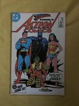 Action Comics (1938 DC) #595 VF Very Fine - $10.89