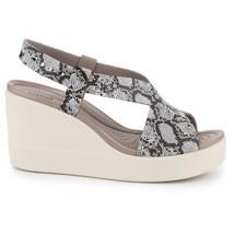 Crocs Sandals Brooklyn Mid Wedge, 20622293T - $189.00