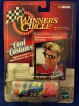 1:64 Winners Circle Jeff Gordon - 1998 Cool Customs '63 Chevy Impala - $6.60