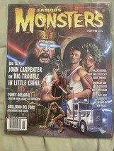 Famous Monsters of Filmland Magazine #276, John Carpenter Cover 2014 - $12.53