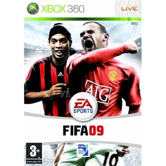 Fifa 09 (Xbox 360) - Free Postage - UK Seller for sale  USA