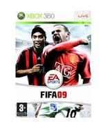Fifa 09 (Xbox 360) - Free Postage - UK Seller  - $5.12