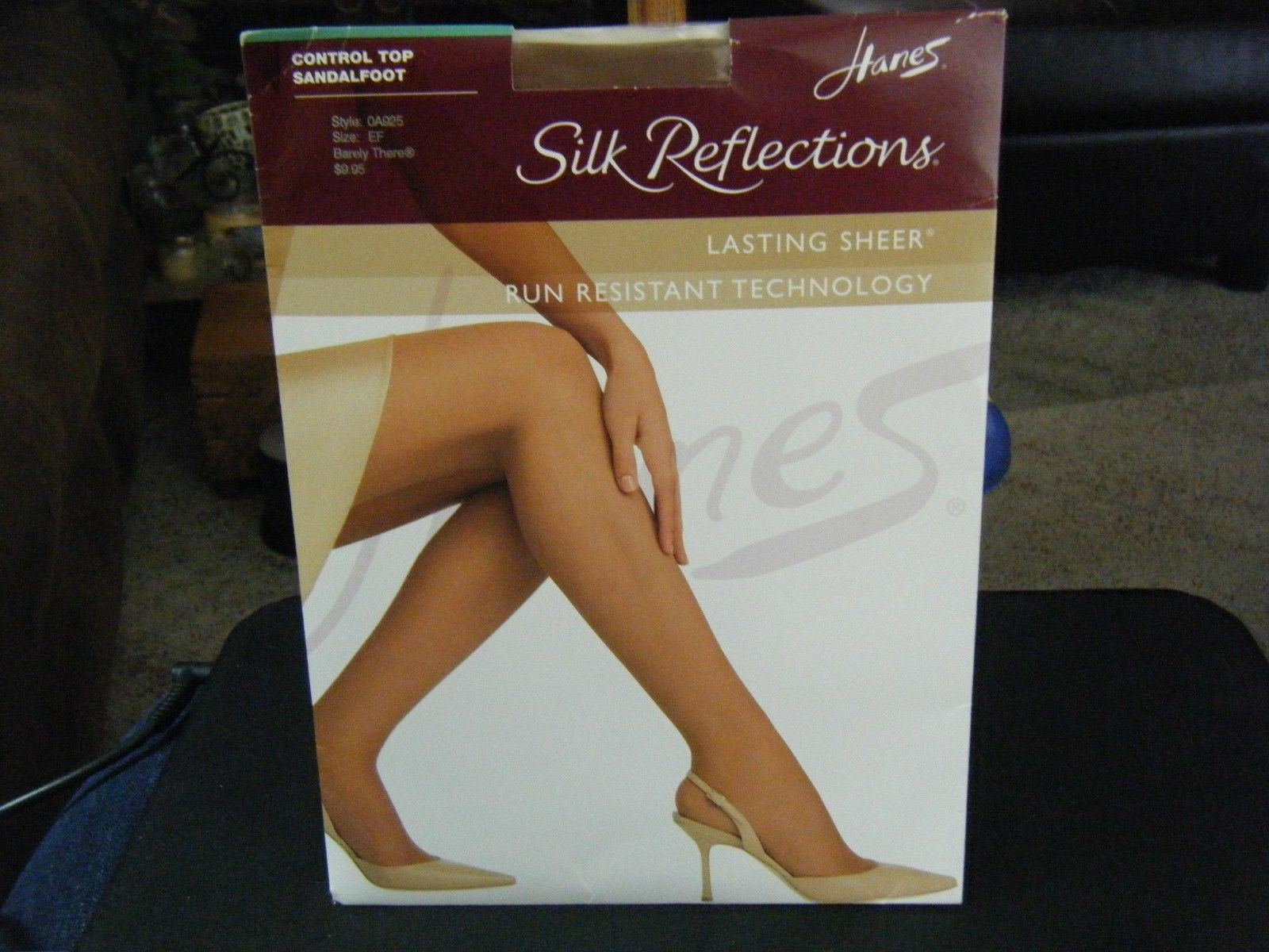 805561a2f Hanes Silk Reflections Control Top and 40 similar items