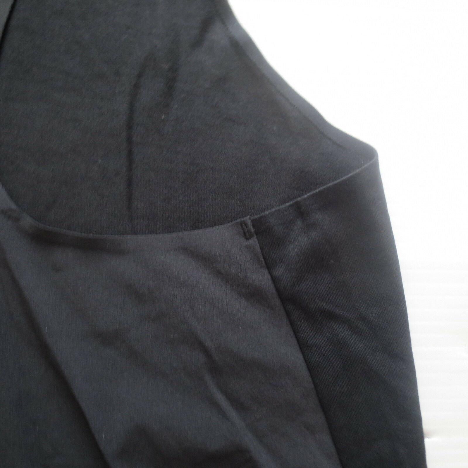 Nike Women Breathe Tank Top Shirt - 862774 - Black 010 - Size L - NWT image 8