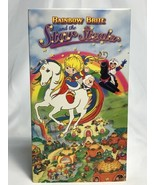Rainbow Brite and the Star Stealer (VHS, 2004) VGUC - $17.80