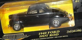 1940 Ford Coupe Stock Rod - 1:18 Scale with Box AA20-NC8153 Vintage Collecti