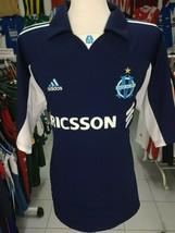 Maillot OM Olympique Marseille 1999/00 (XL) Exterieur Adidas Away Jersey... - $36.97