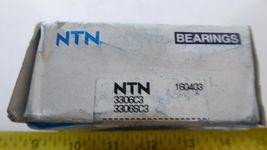 NTN 3306C3 Double Row Ball Bearing New image 3