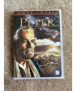 St. Peter (DVD, 2007) Flavio Insinna, Sydne Rome, Lisa Sastri, Omar Sharif - $12.62