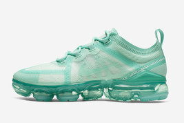 "NIKE AIR VAPORMAX 2019 ""TEAL TINT"" WOMEN SIZE 6.5 & 8.0NEW RARE STYLISH - $220.68"