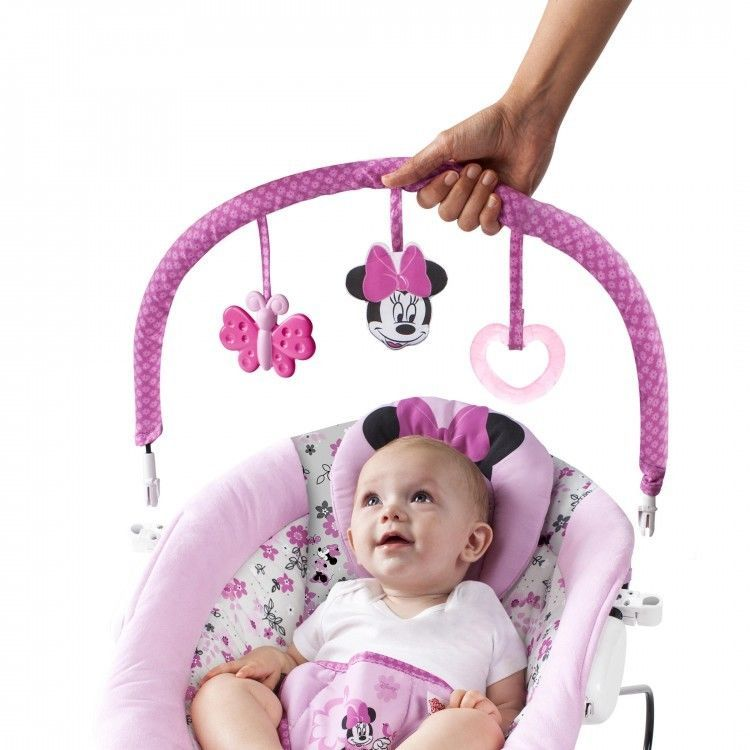 Baby Swing And Bouncer Combo Disney Minnie And 24 Similar Items
