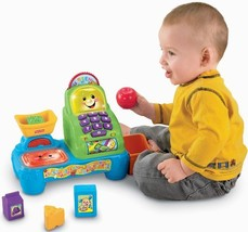 Fisher-Price Laugh and Learn Magic Scan Market - $56.90