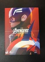 Marvel Captain America Avengers Age of Ultron Series 1  Artist Hot Toys Toumari - $49.99